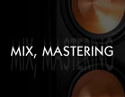 Mix & mastering in recording studio SunLine sound Prague